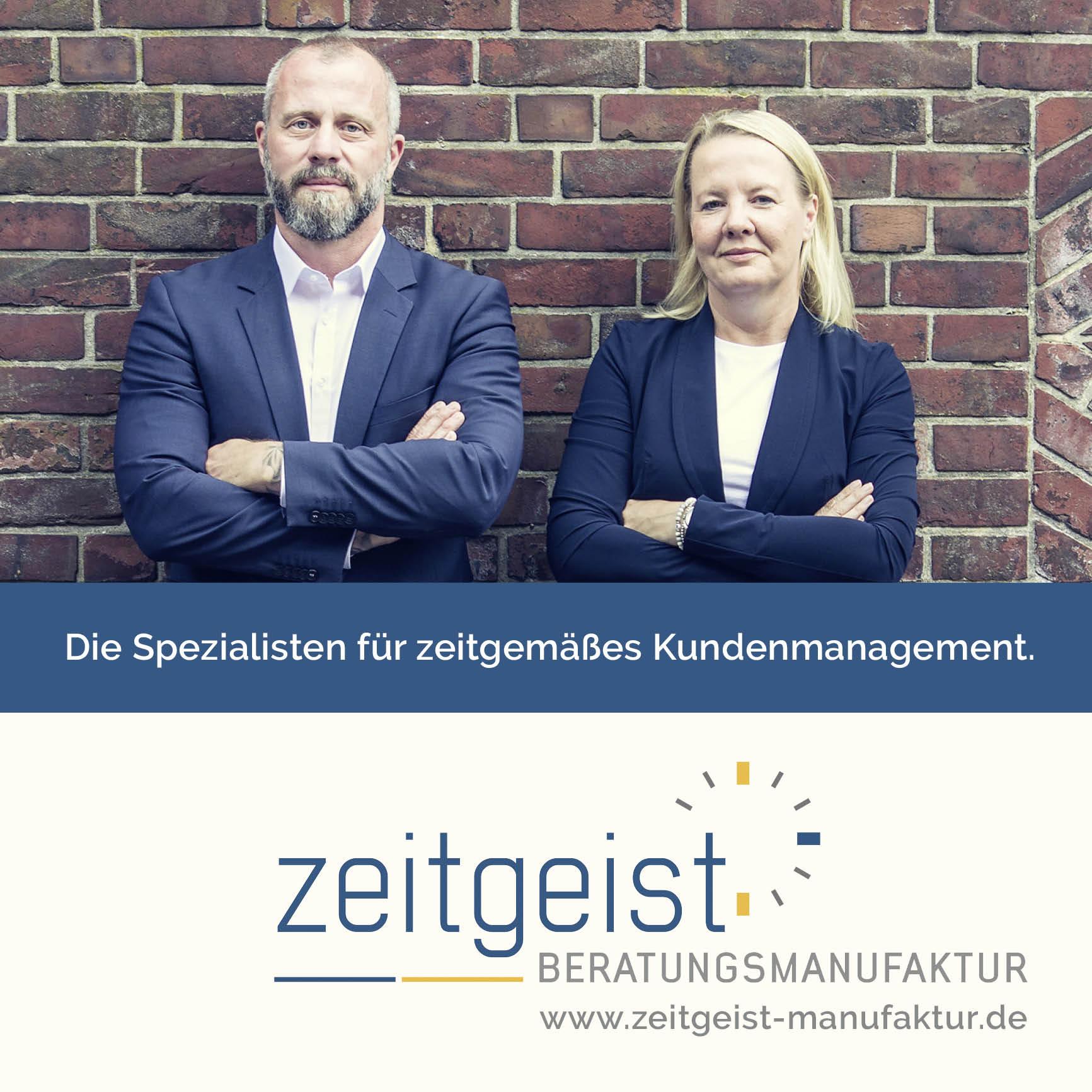Banner Zeitgeist