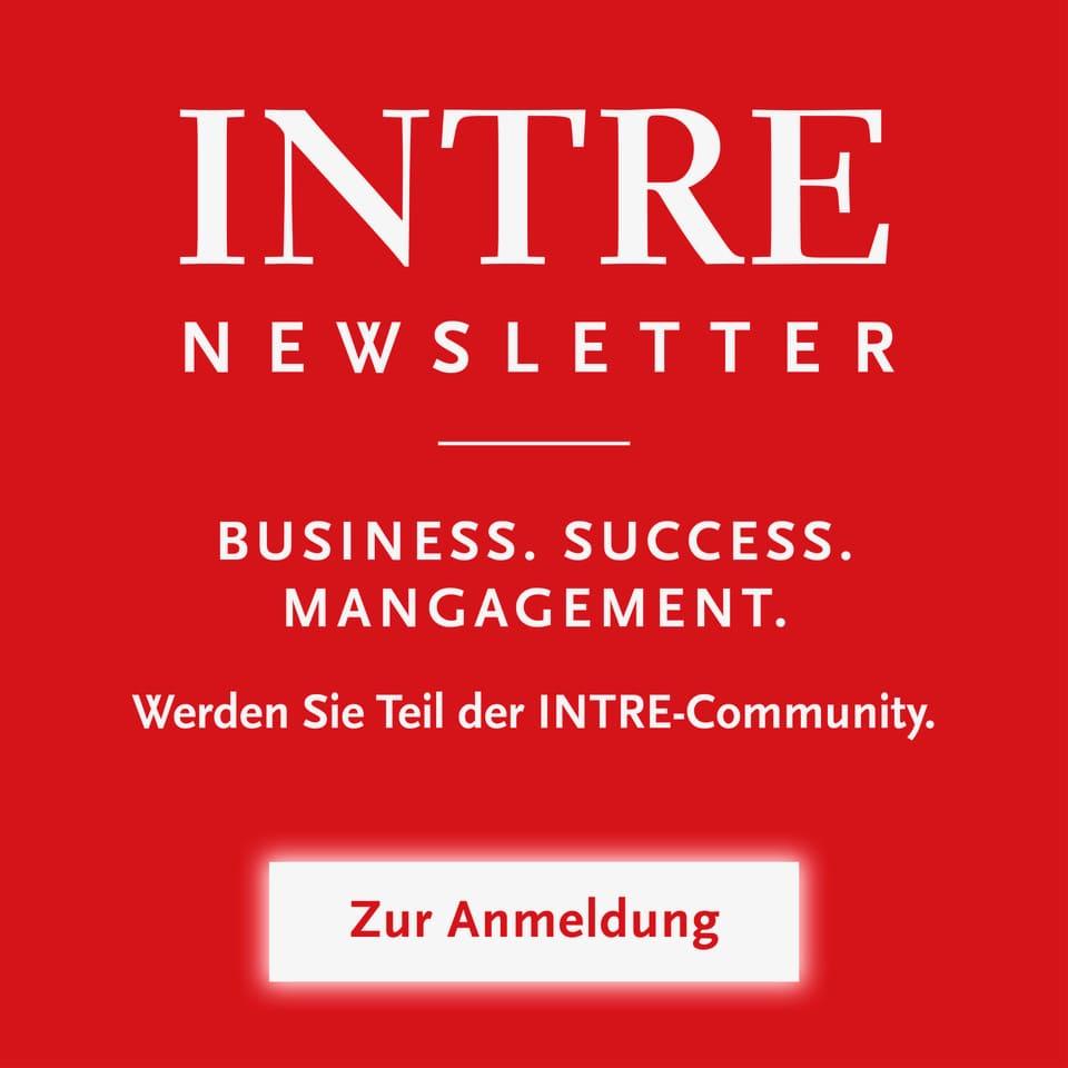 Zur INTRE Newsletter Anmeldung
